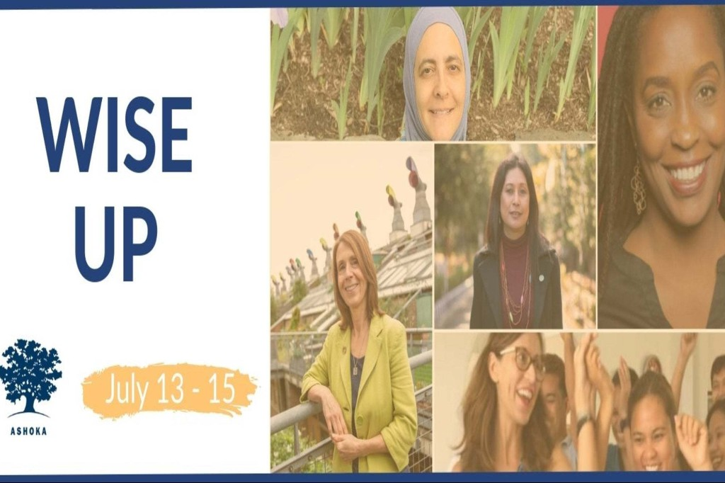 Ashoka Arab World Hosts the WISE Up Online Series To Advance The Concept Of Scaling Deep