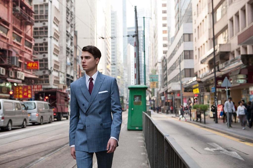 Men's Fashion - Magazine cover