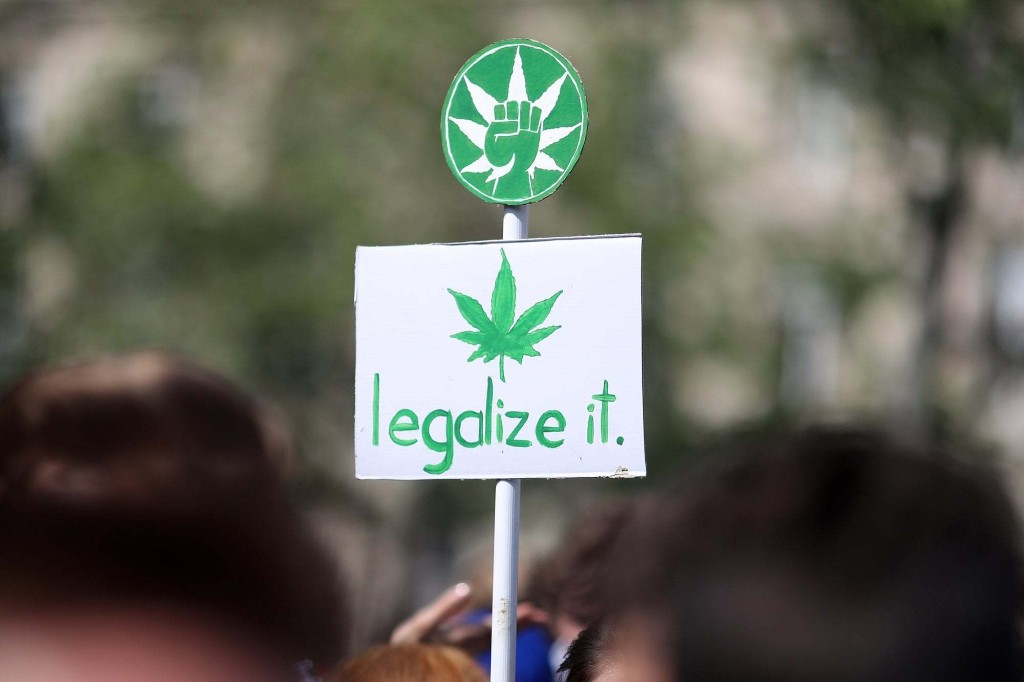 Support For Marijuana Legalization Reaches an All-Time High