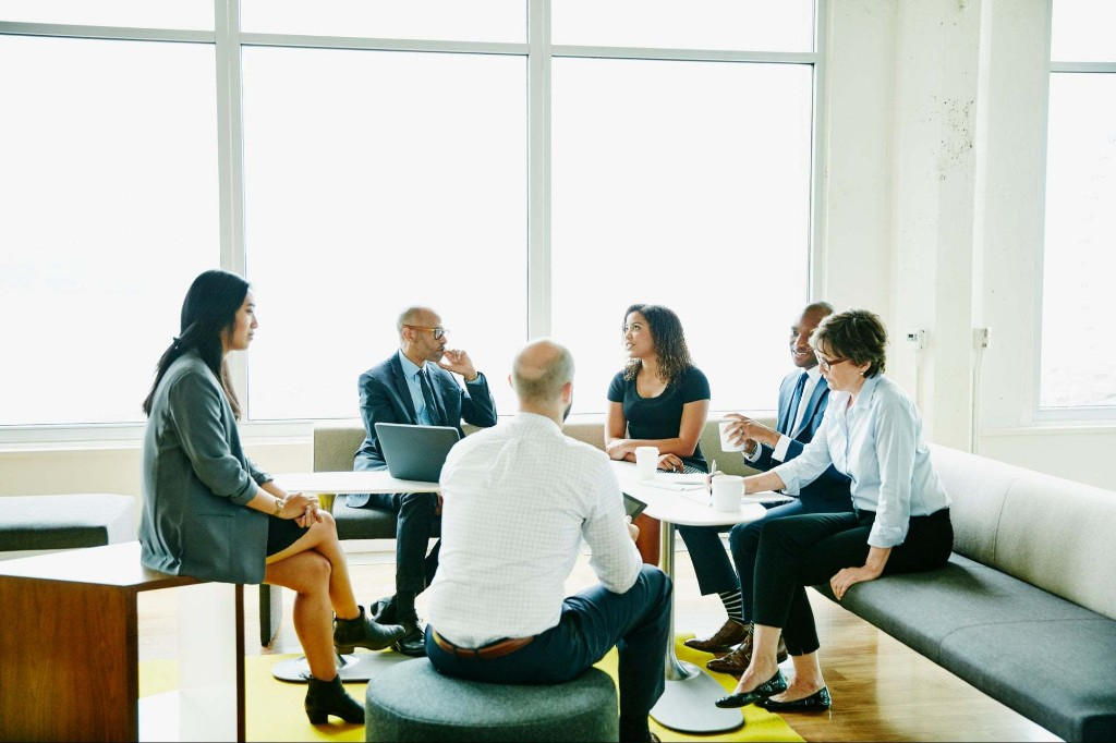 How Leaders Can Discuss Race in the Workplace