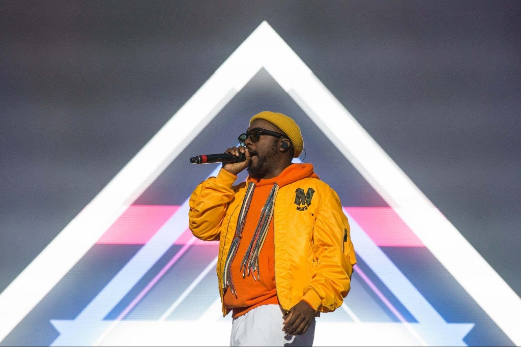 Will.i.am Shows Love for the CBD Business