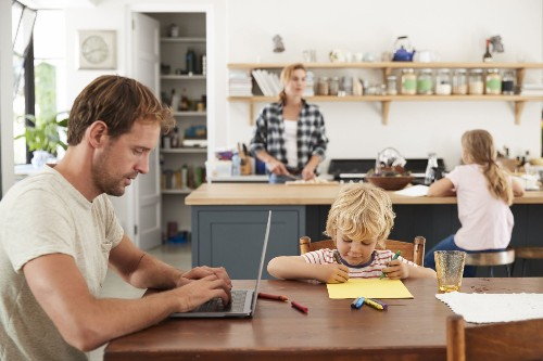 4 Major Cybersecurity Risks of Working From Home