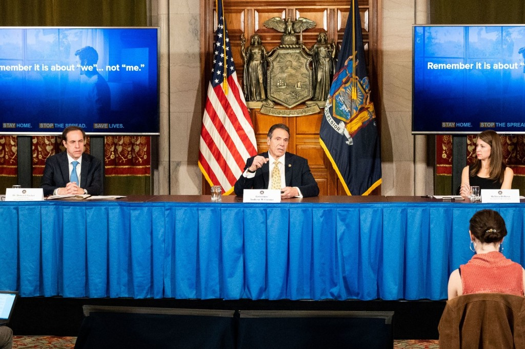 Why You Should Watch Andrew Cuomo's Daily Press Conference. Every Day.