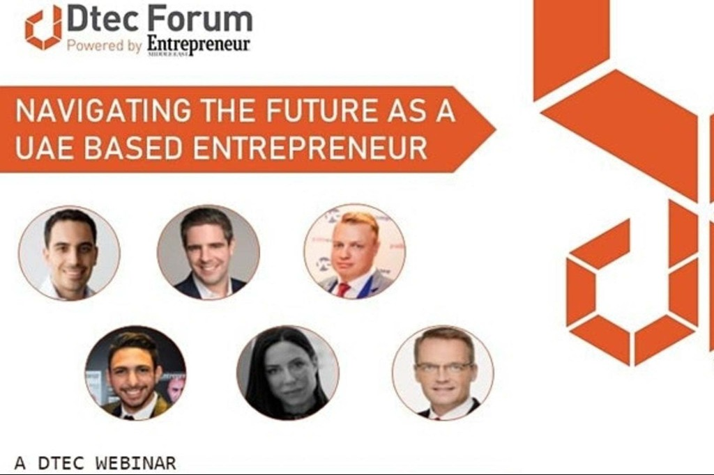 Dtec Forum Powered By Entrepreneur Middle East To Analyze Startup Investing During The COVID-19 Crisis