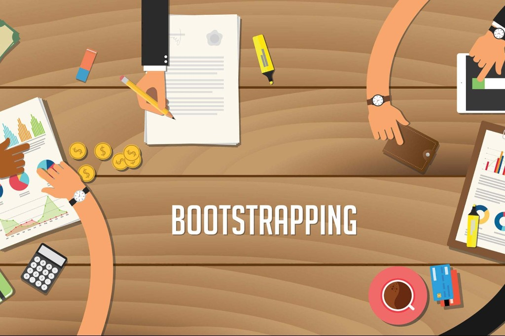 4 Ways to Successfully Build a Bootstrapped Business