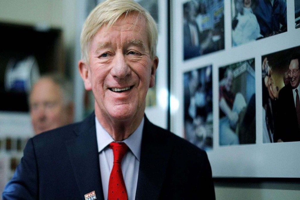 Bill Weld Resigns From Acreage Holdings