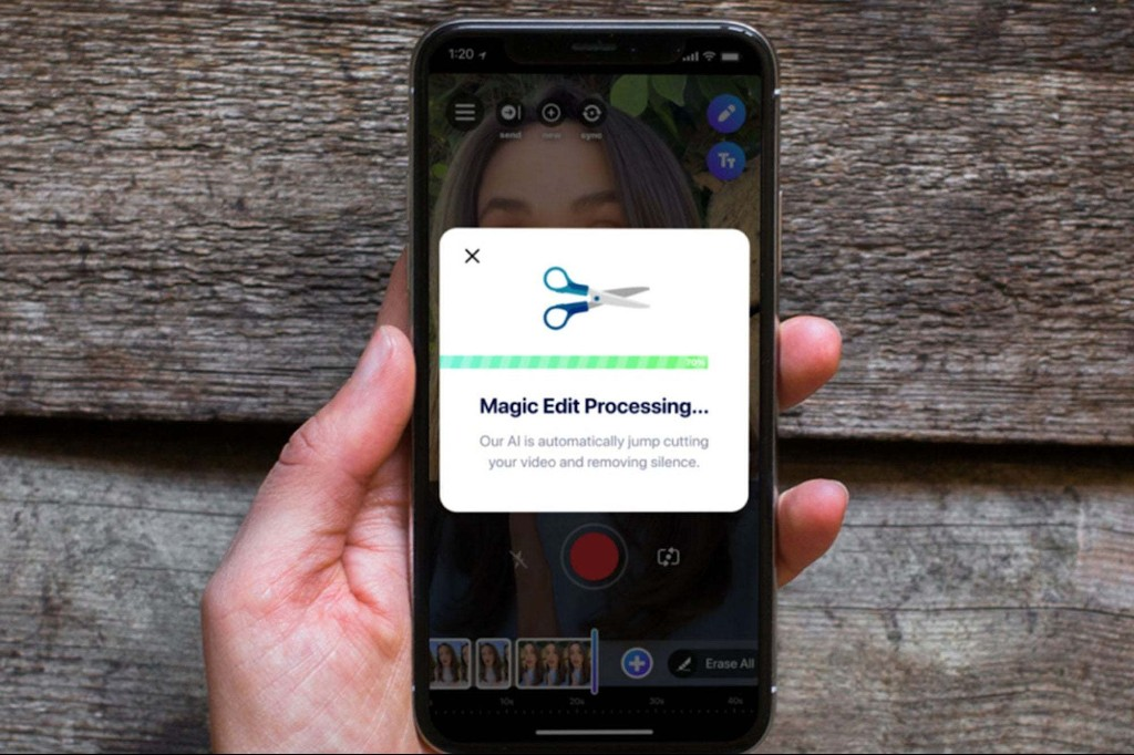 This AI-Driven Video Editor Makes it Easy to Just Point and Record