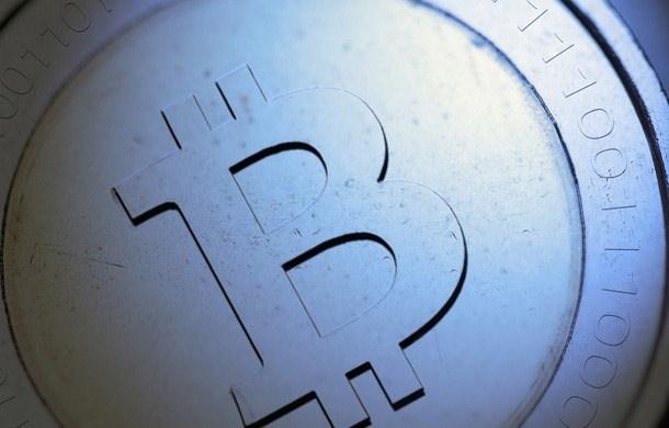 Bitcoins - Magazine cover
