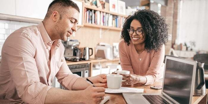 How Power Entrepreneur Couples Mix Business and Love