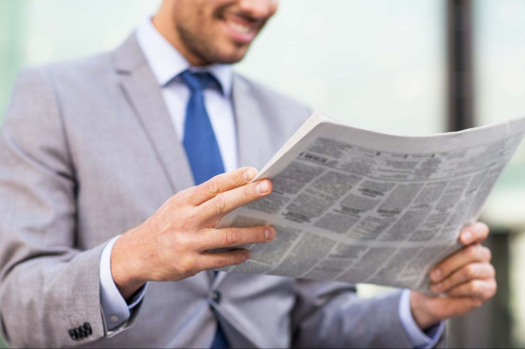 Learn to read the news to earn money