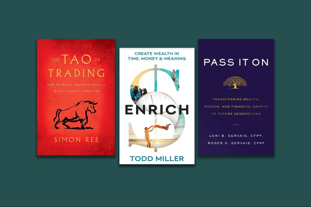 8 Books to Help You Find Financial Bliss