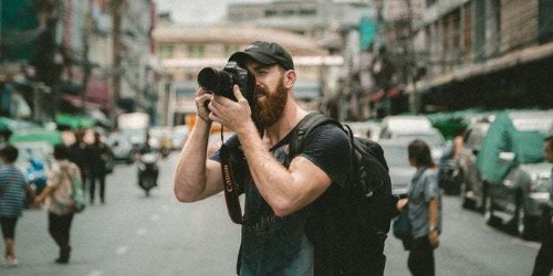 Turn Your Photography Interest into a Side Hustle