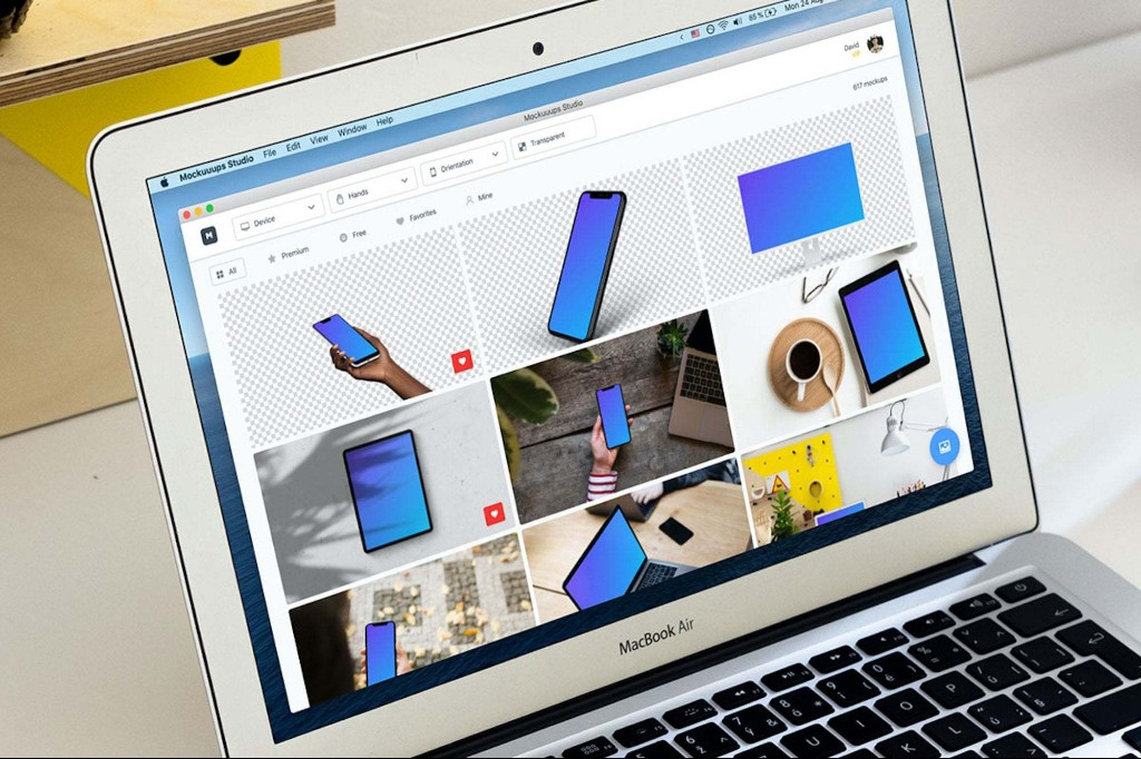 Quickly Create Compelling Content for Your Products with This Simple Mockup Generator