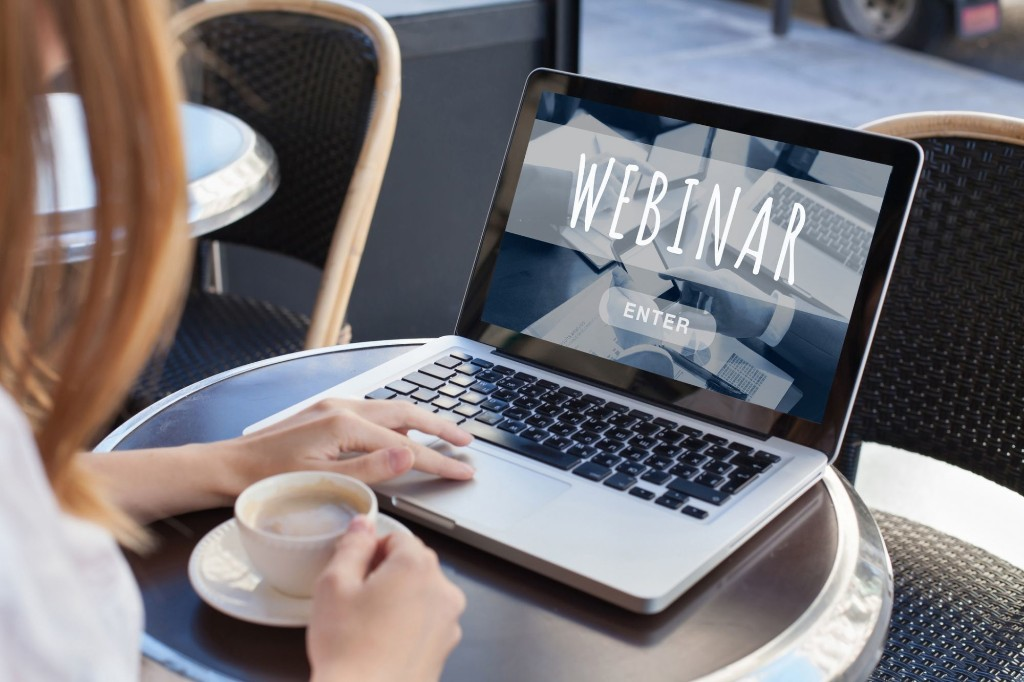 8 Steps to Webinar Success