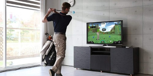 This Simulator Is Like Having Top Golf in Your Home