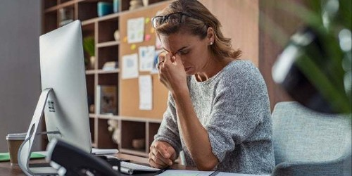 These Are the 3 Biggest Sources of Workplace Stress -- and How to Beat Them