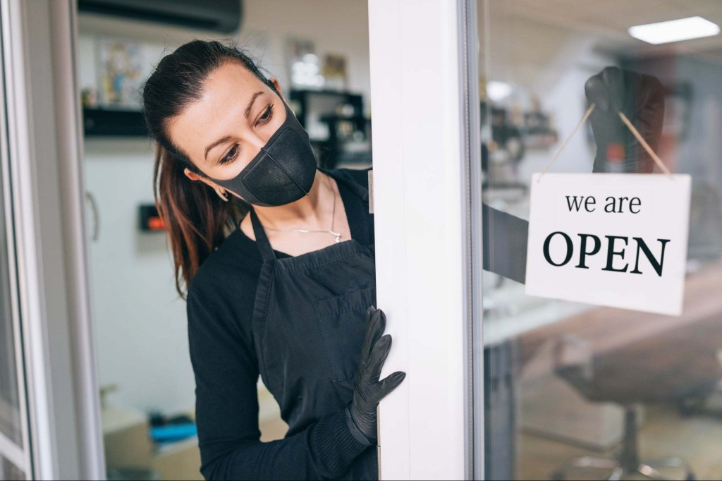 Re-Opening America: 5 Things to Remember as You Serve Customers