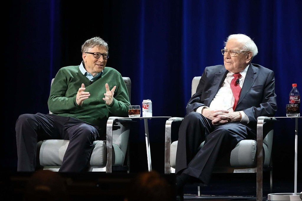 The Best Business Book Ever Written, According To Bill Gates And Warren Buffett