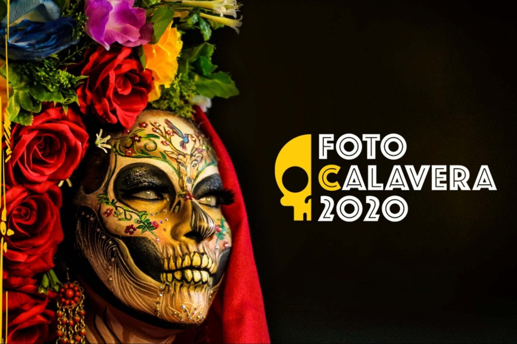 Celebrate from home and compete in Foto Calavera 2020!