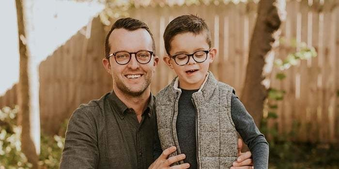 When Our Son Was Born Nearly Blind, We Started an Eyeglass Business for Children