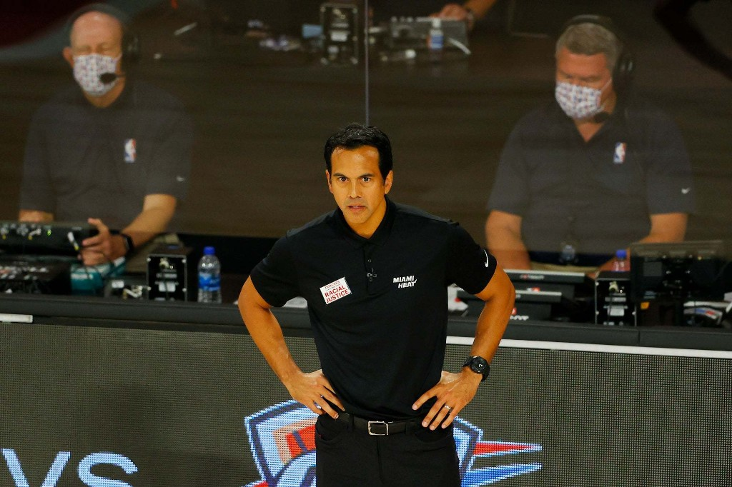 4 Skills that Miami Heat Head Coach Erik Spoelstra Used to Go from the Dungeon to the Corner Office