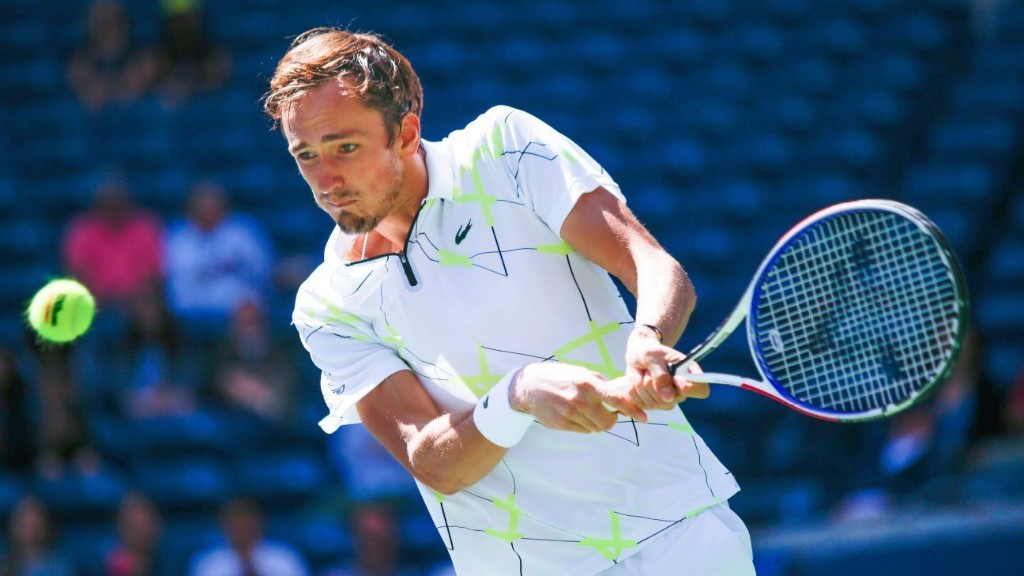 If anyone can take down the Big Three this US Open, it's Daniil Medvedev
