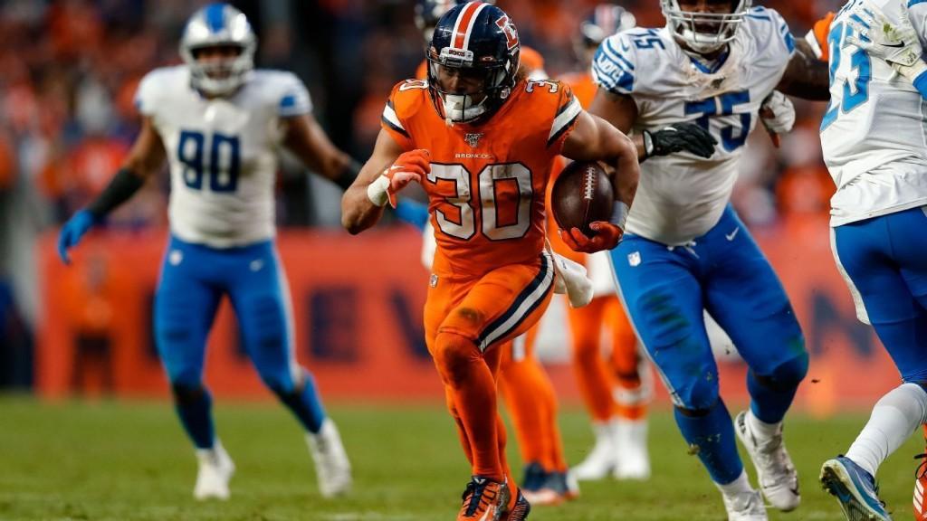 Phillip Lindsay still sees big-play potential after Broncos add Melvin Gordon