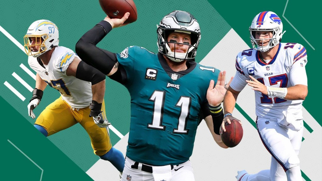 Week 4 NFL Power Rankings: 1-32 poll, plus preseason predictions we got wrong