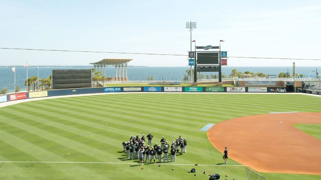 Field for dreams: Double-A stadium put on Airbnb