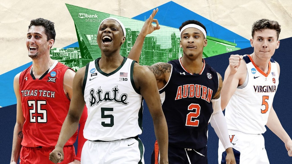 First look at the 2019 Final Four