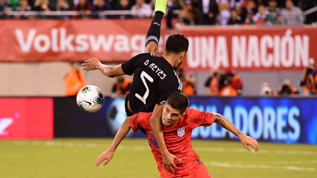 Is Mexico's CONCACAF dominance in jeopardy with so many young Americans making waves in Europe?