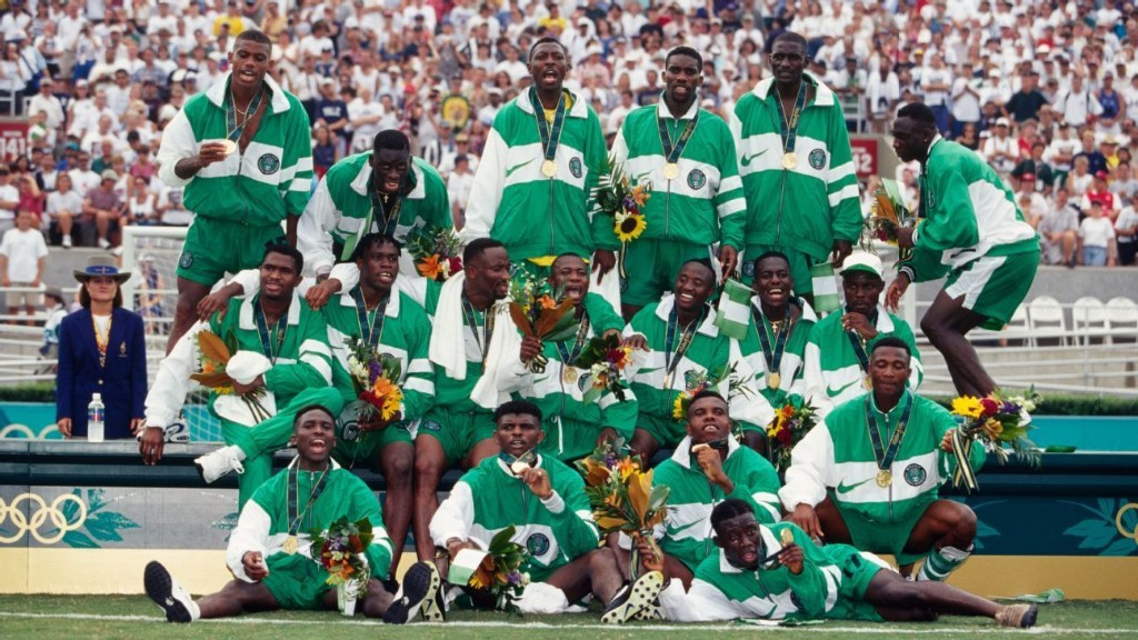 Ighalo, Nigerians reflect on Atlanta Olympics win