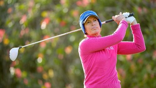 Juli Inkster's win over Laura Davies keys U.S. victory in ISPS Handa Cup