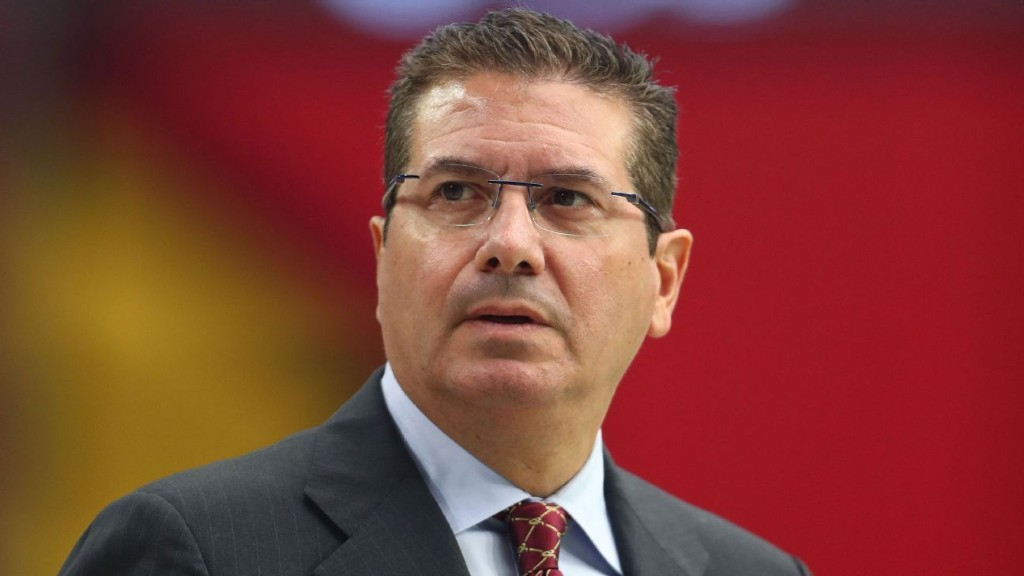 What shareholders looking to sell means for Dan Snyder, Redskins