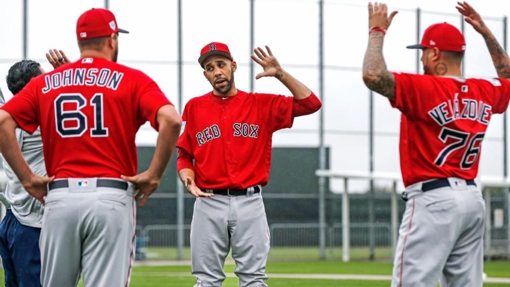 2019 MLB spring training