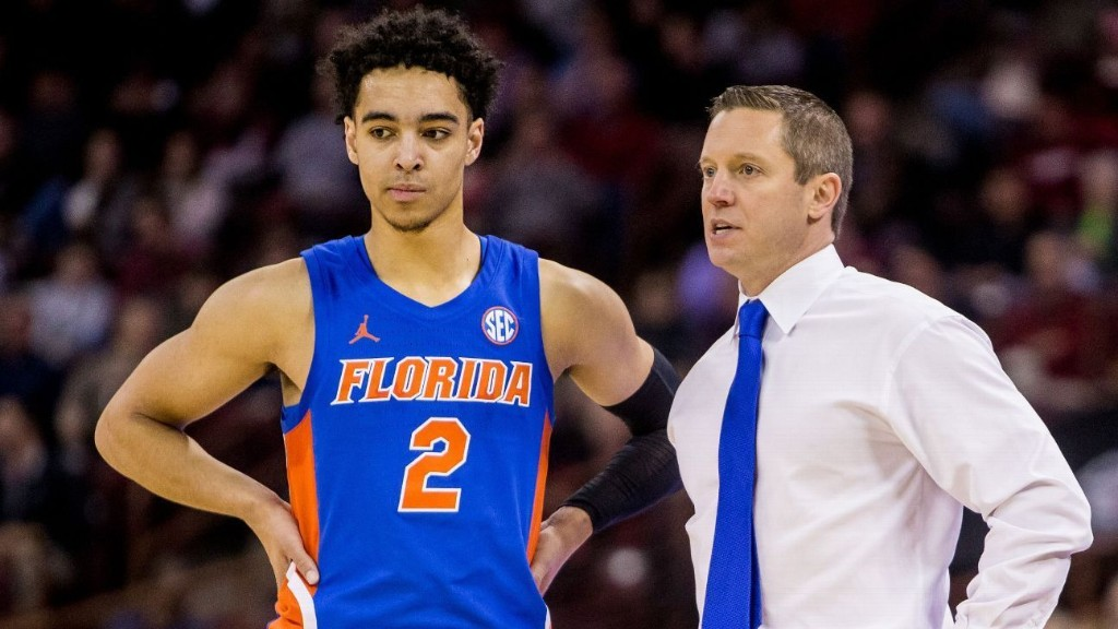 Sources: Andrew Nembhard to exit NBA draft, transfer from Florida