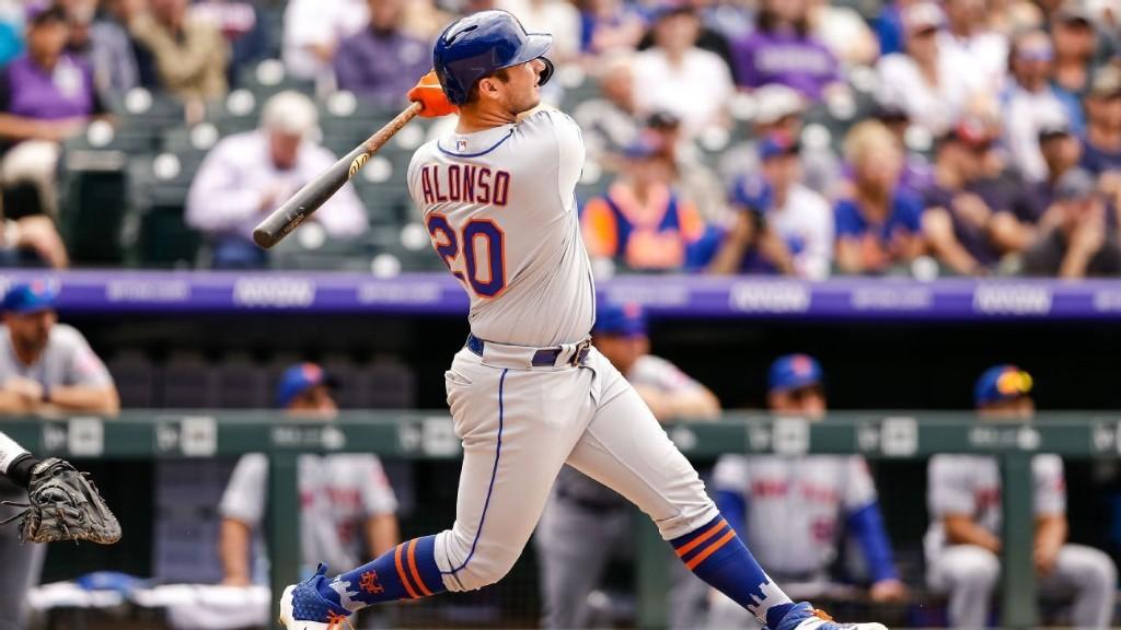 Fantasy baseball H2H points mock draft reaction: Alonso among sluggers to fall