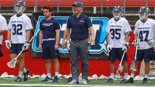 PSU men's lax earns No. 1 seed in NCAA tourney