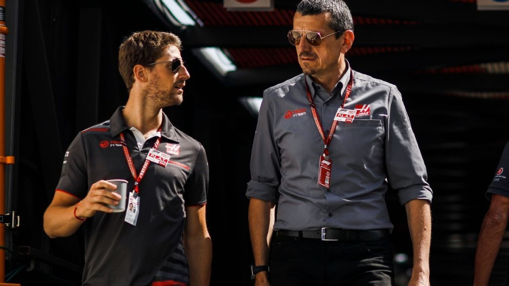 Grosjean disagrees with suggestion he's difficult to manage
