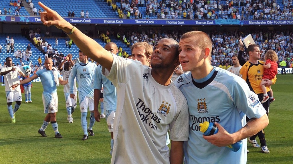 Manchester City's 2008-09 squad: Where are they now?