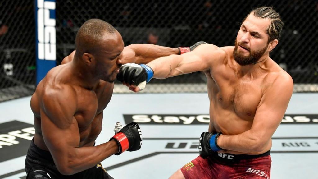 Jorge Masvidal wants immediate rematch with Kamaru Usman