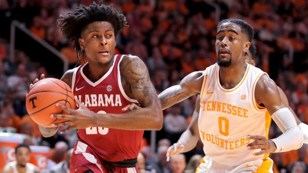 Alabama shooting star John Petty Jr. will return for senior season