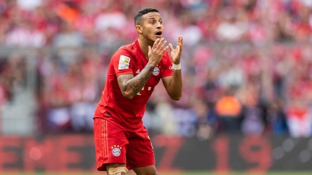 New twist in Thiago to Liverpool; Chelsea look to land rising Monaco star