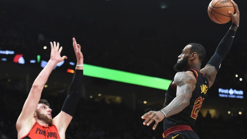 How LeBron James fixed his back and is on track to play all 82 games