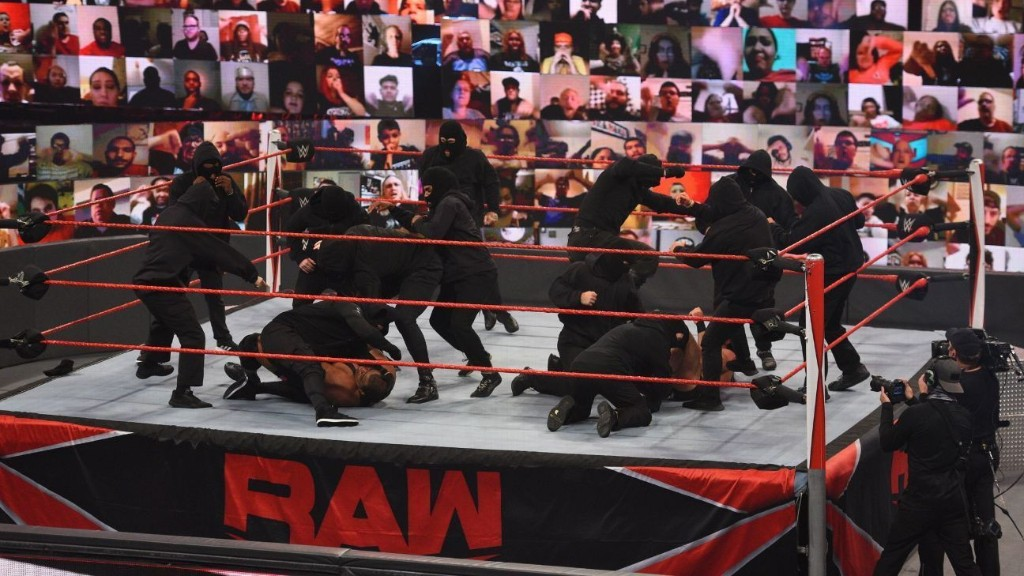 WWE takeaways: Retribution raises the stakes, but big reveal remains