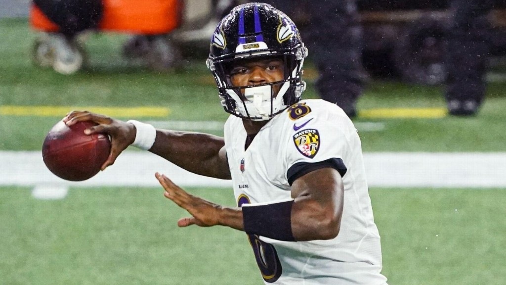 Sources: Ravens QB Jackson positive for virus