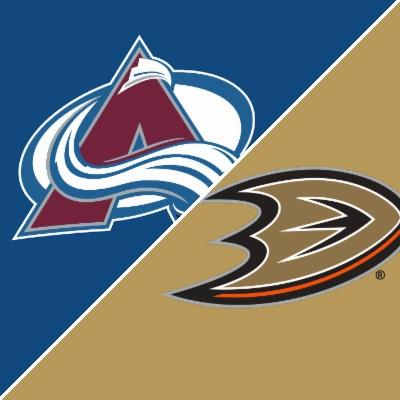 Avalanche vs. Ducks - Game Recap - March 20, 2015 - ESPN