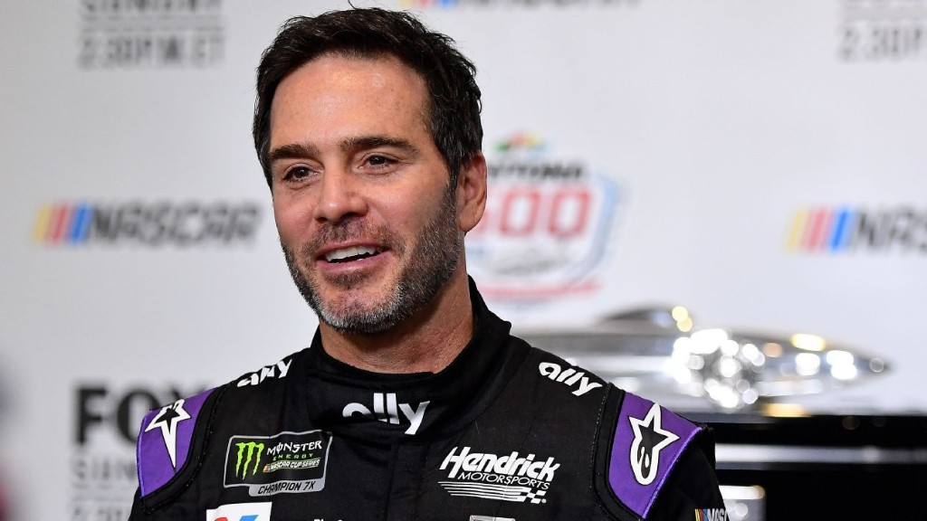 Jimmie Johnson: 'I want to have a voice ... stand up for injustices'