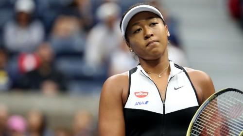 Osaka out: No. 1, defending champ falls at Open