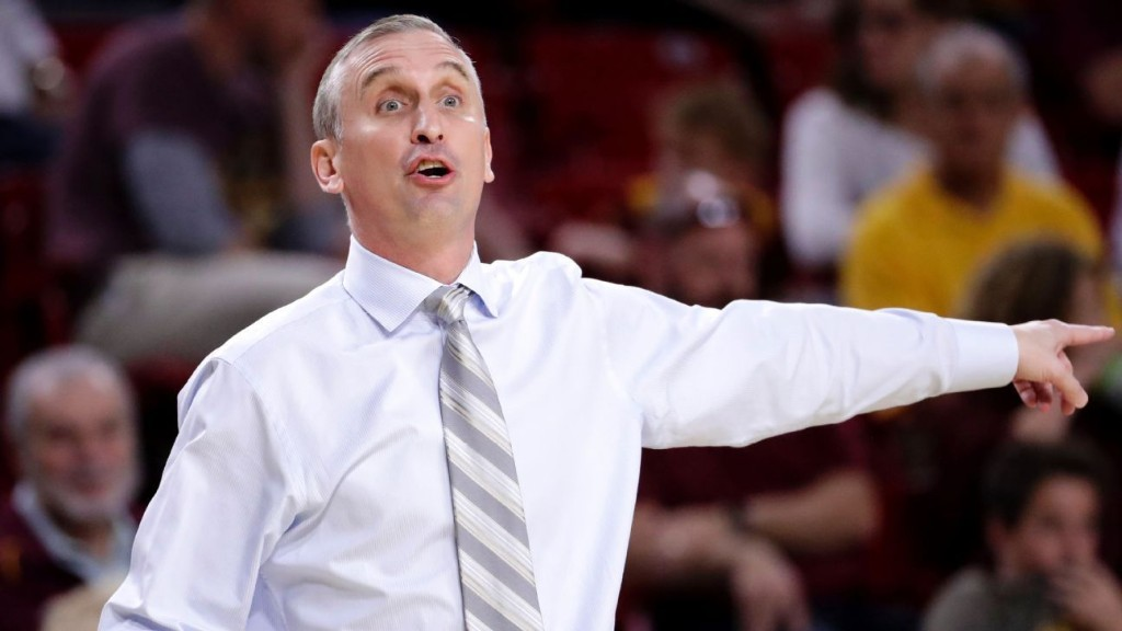 Arizona State's Bobby Hurley at odds with AD over allegations
